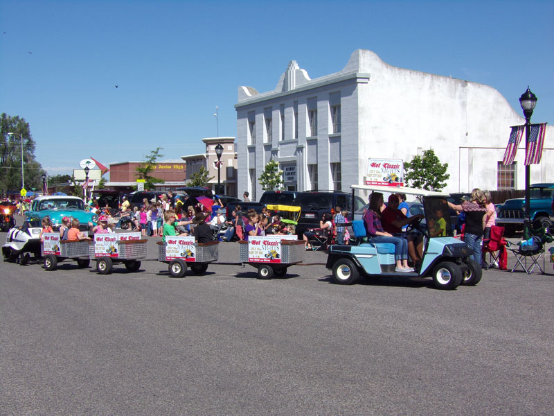Jefferson County Stampede Days 2014